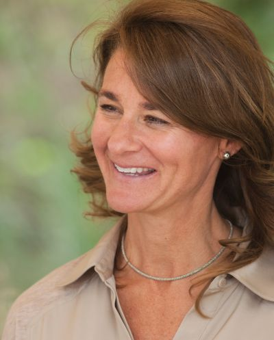 Melinda Gates Profile Picture